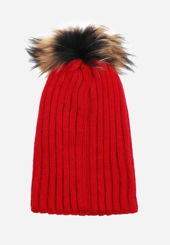 Czerwona Czapka Snowman