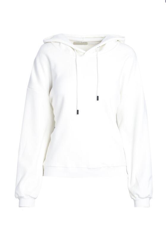 Biała Bluza Like Basic