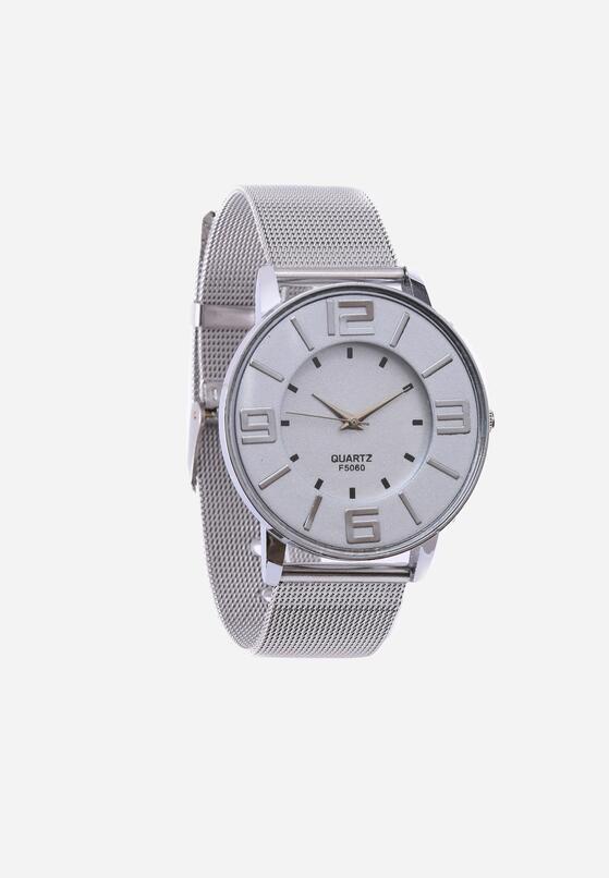 Srebrny Zegarek Be Silent