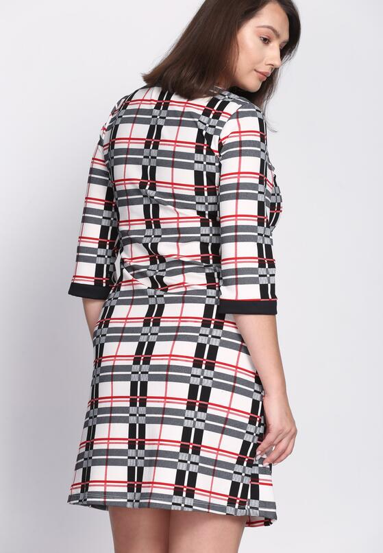Czarna Sukienka Symmetry