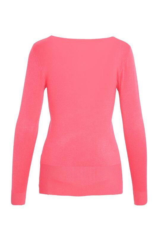 Różowy Sweter Selfhood