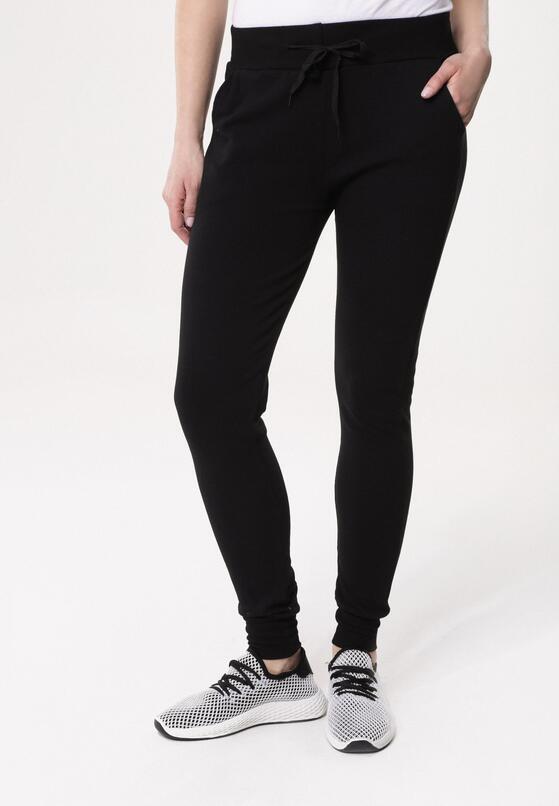Czarne Spodnie DresoweOccasion