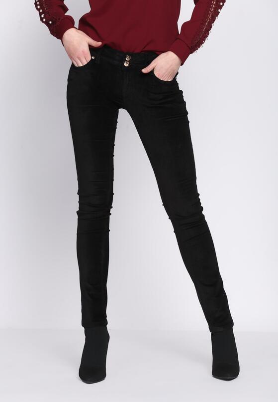 Czarne Spodnie Spell Cast