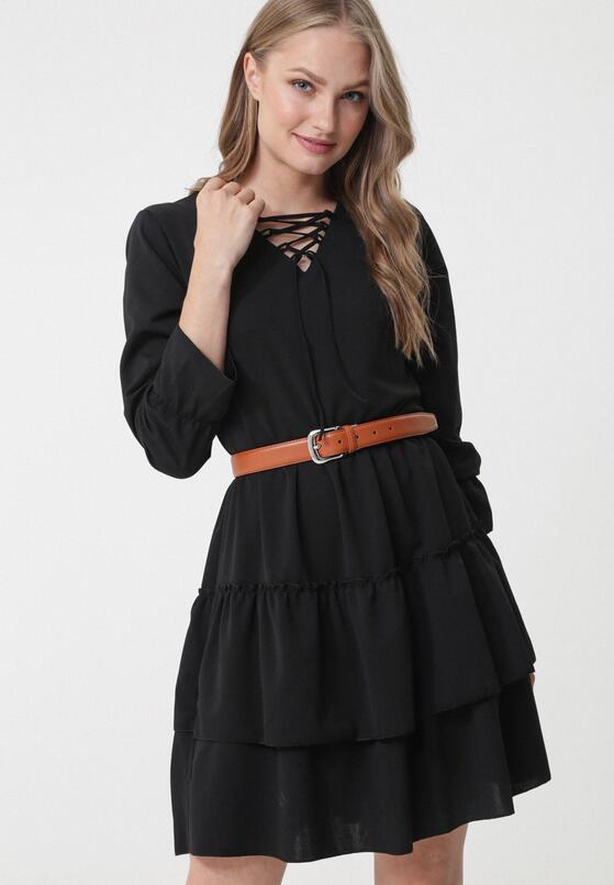 Czarna Sukienka Natured