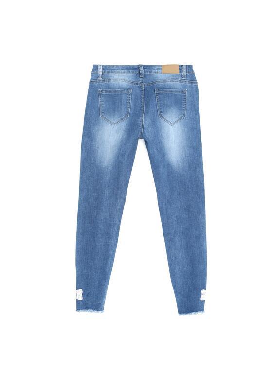 Niebieskie Jeansy Revenue Man