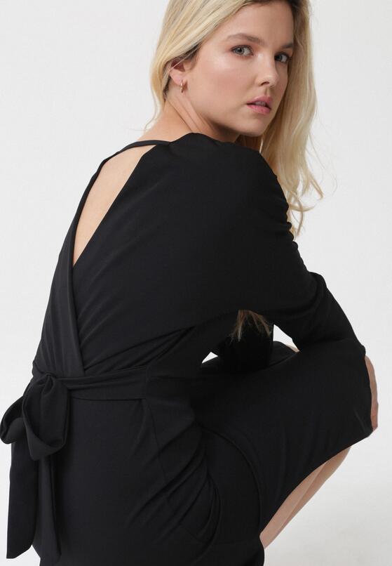 Czarna Sukienka Clement