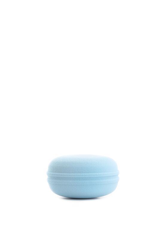 Niebieska Gąbka Wee