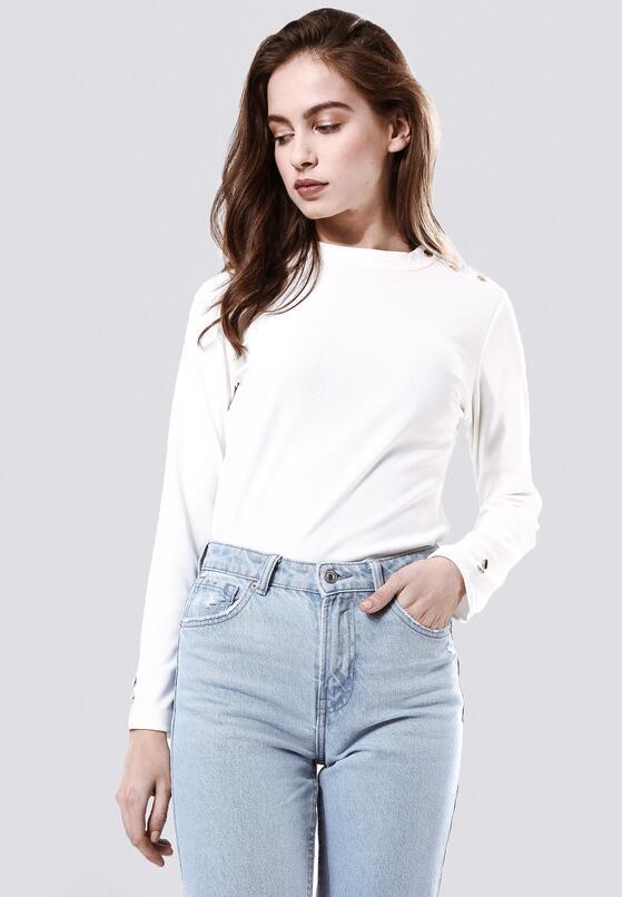 Biała Bluzka Phantasy