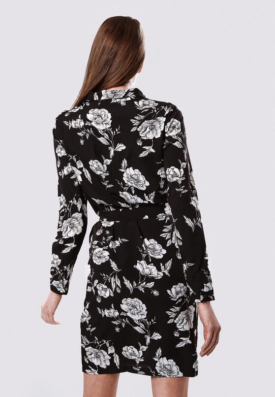 Czarna Sukienka Quickness