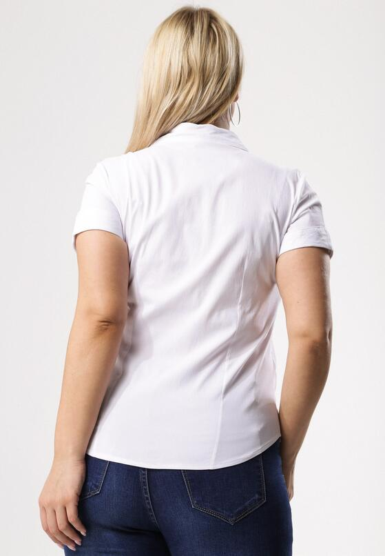 Biała Koszula Little Step