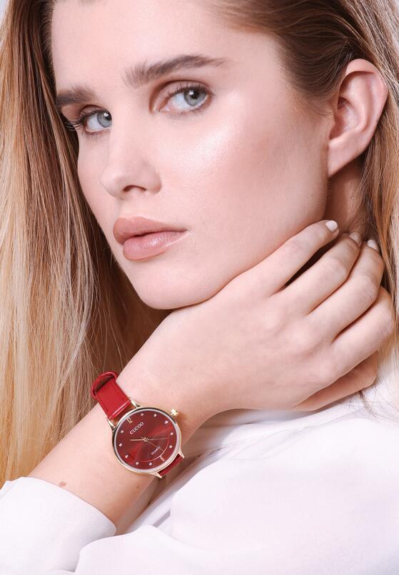 Czerwony Zegarek Preferable