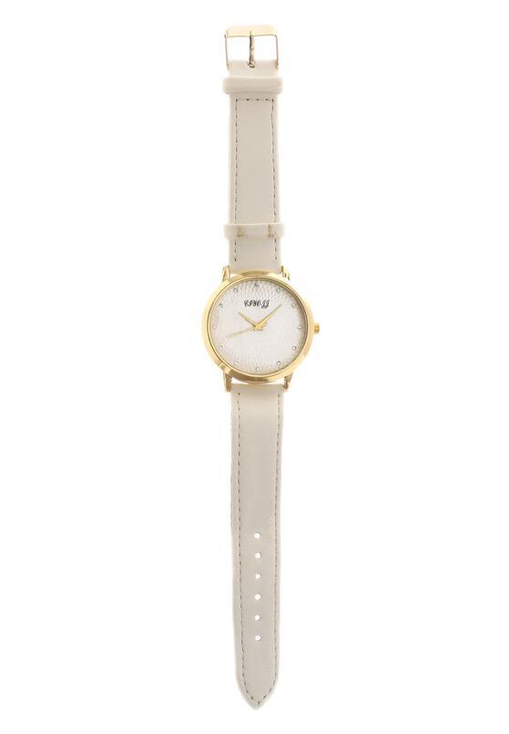 Biały Zegarek More Valuable