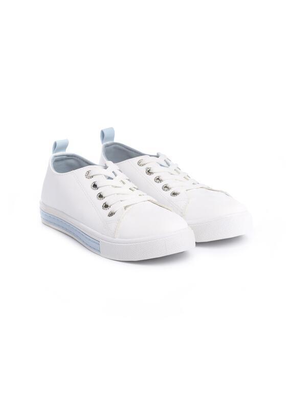 Białe Buty Sportowe Sporting Events