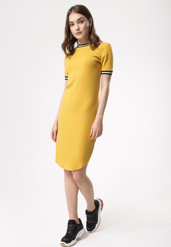 Żółta Sukienka Expert