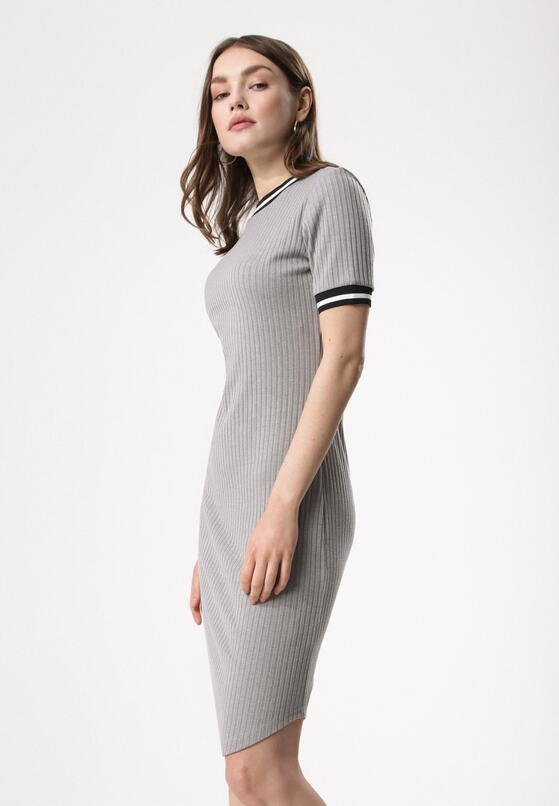 Szara Sukienka Expert
