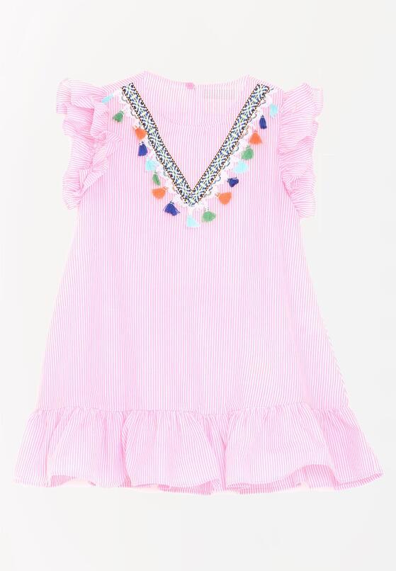 Różowa Sukienka Selfdom