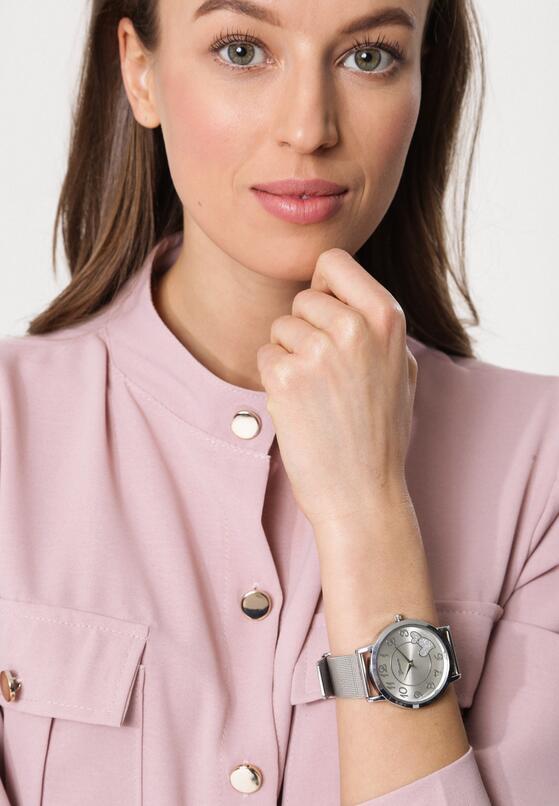 Srebrny Zegarek Terrene