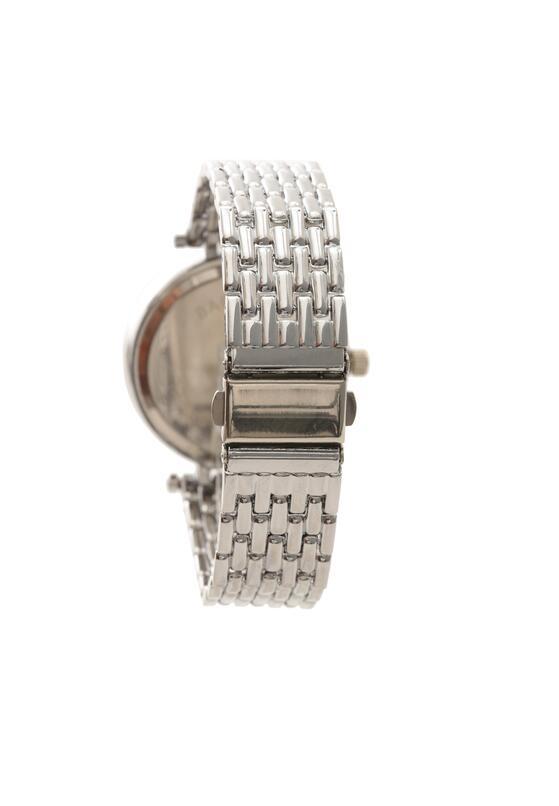 Srebrny Zegarek Get Too Real