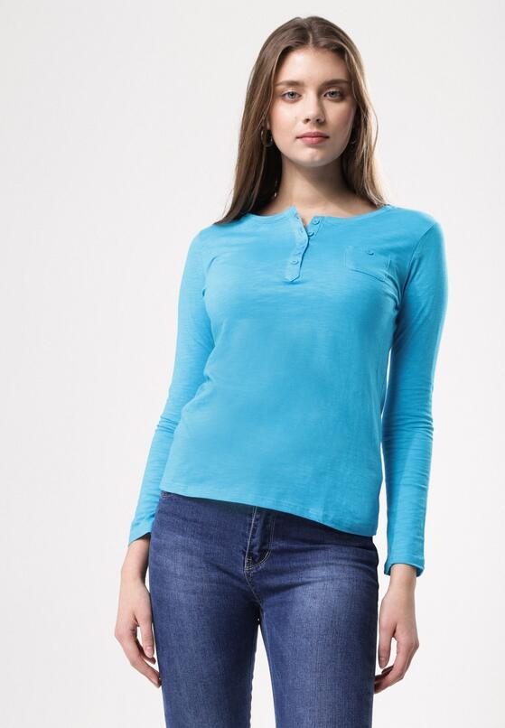 Niebieska Bluzka Always You
