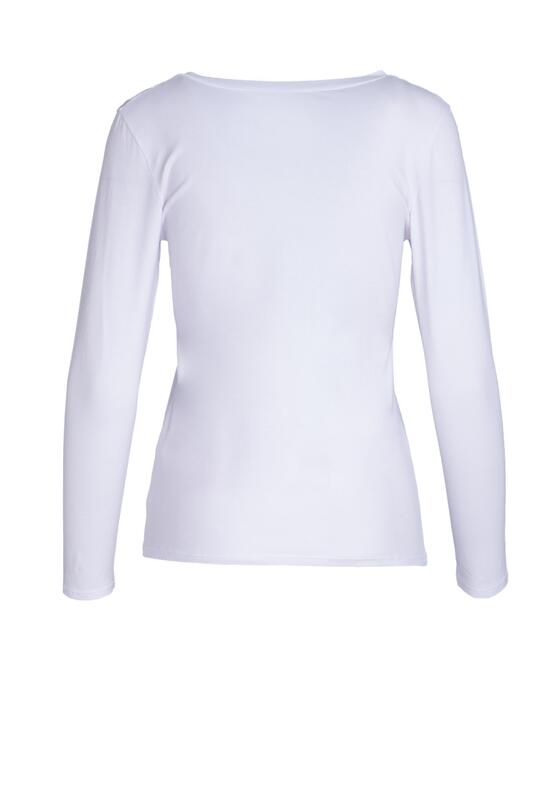 Biała Bluzka In Effect