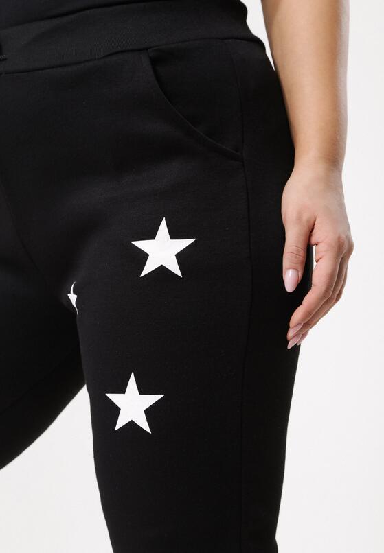 Czarne Spodnie Dresowe To The End Of Time