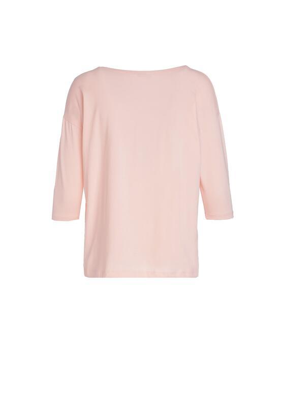 Różowa T-shirt Fly In Face Of