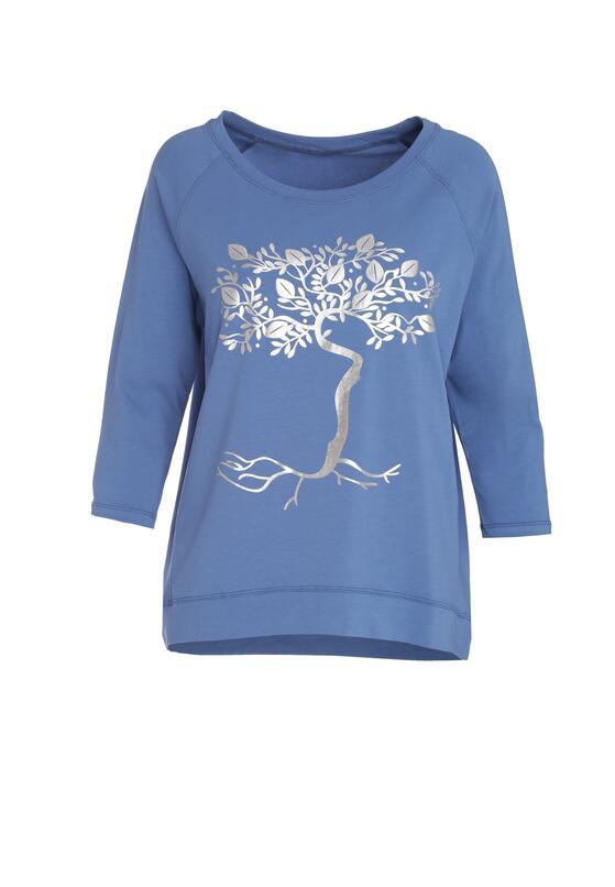 Niebieska Bluzka Lemon Tree