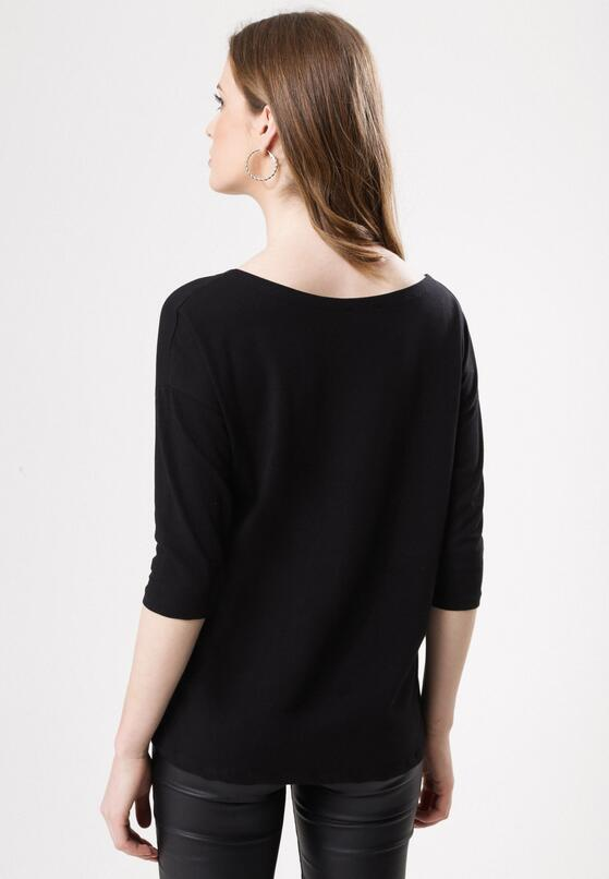 Czarny Bluzka Illimitable