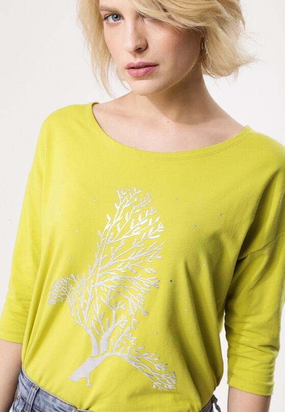 Zielony Bluzka Illimitable