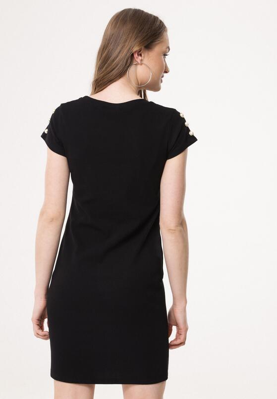 Czarna Sukienka Infinitely