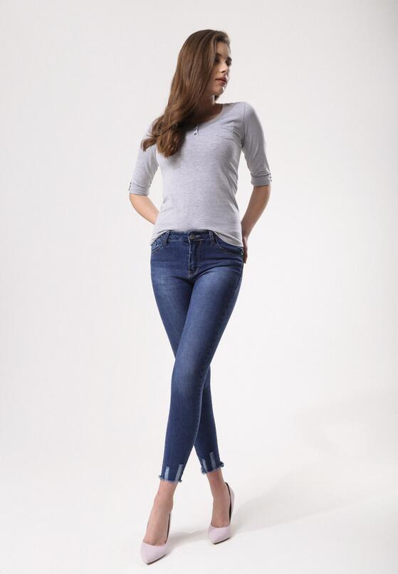 Niebieskie Jeansy Irrefutable