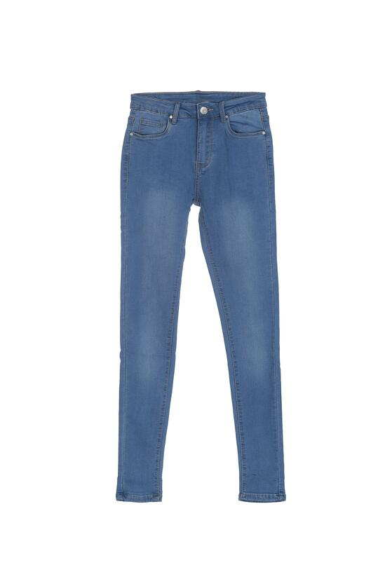 Niebieskie Jeansy Factual
