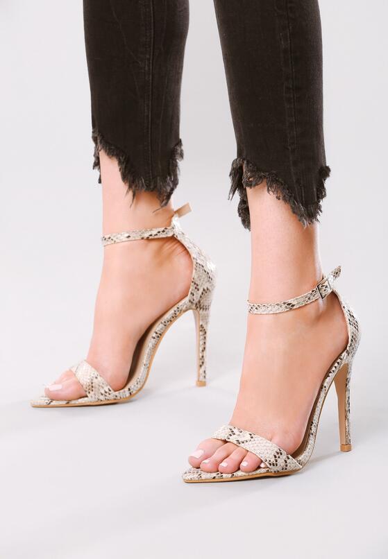 Wężowe Sandały Actualize