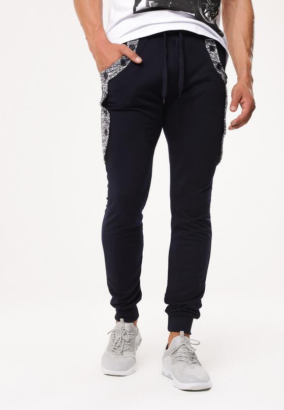 Granatowe Spodnie Be Found