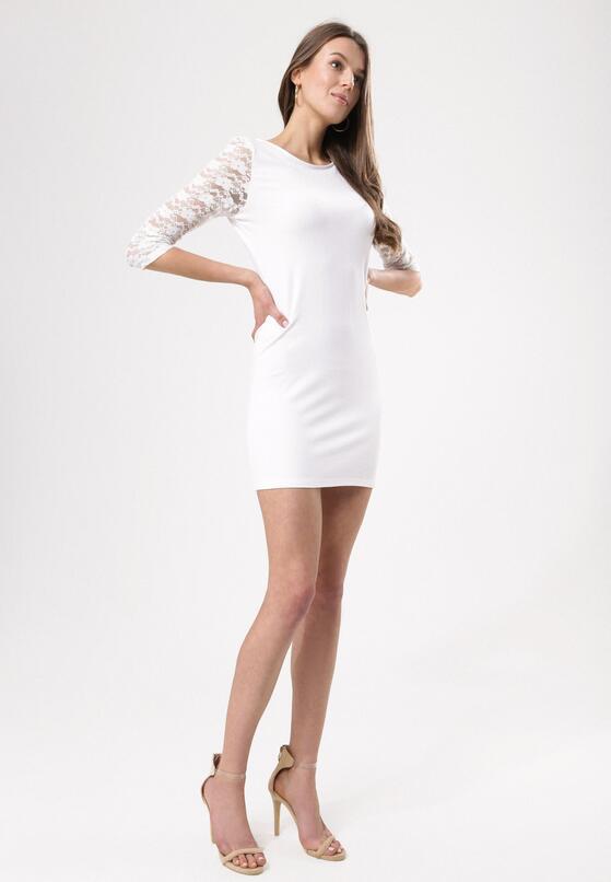 Biała Sukienka Be Present