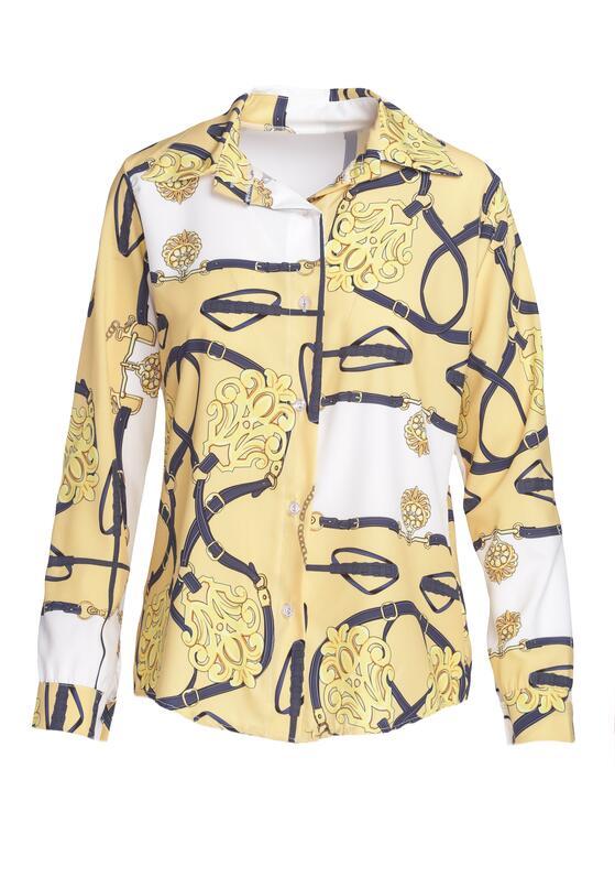Żółta Koszula Predominate