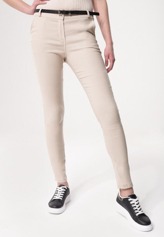 Beżowe Spodnie Like Crazy