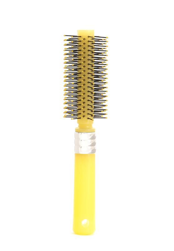 Żółta Szczotka Do Włosów Volume