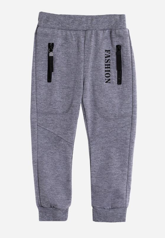 Jasnoszare Spodnie Modernized