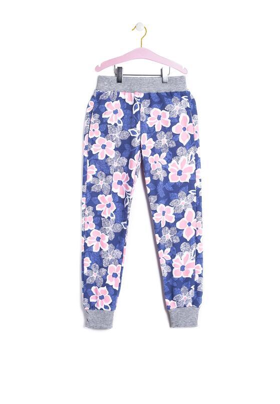 Niebieskie Spodnie Swank