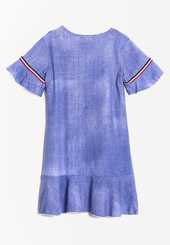 Niebieska Sukienka Sentient