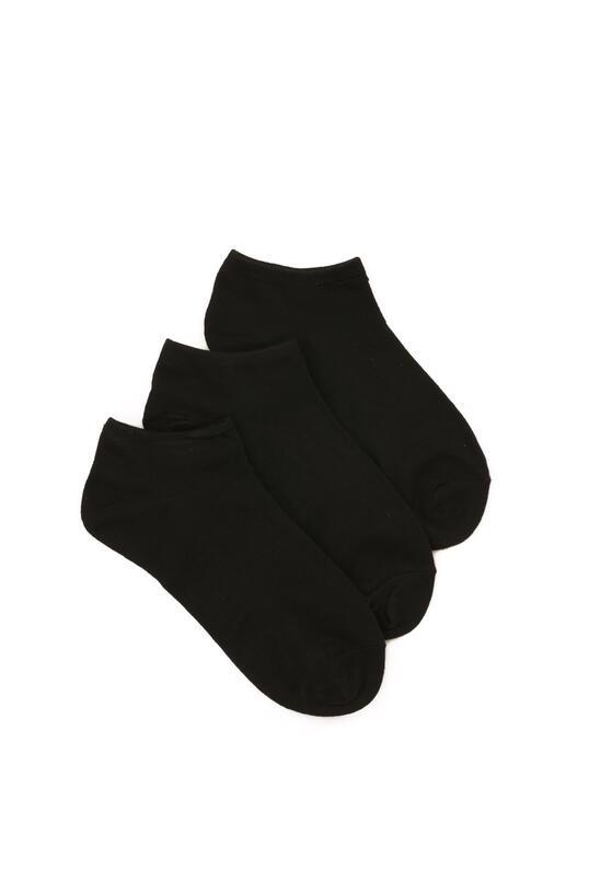 12-Pack Czarne Skarpetki Clap
