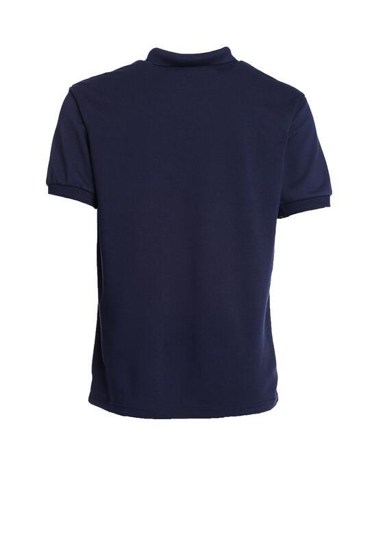 Granatowa Koszulka Gladdening