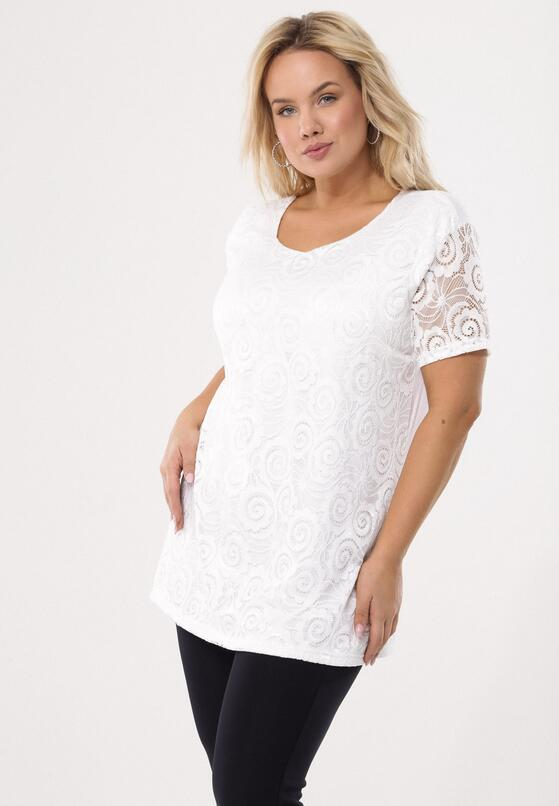 Biała Bluzka Colloquial