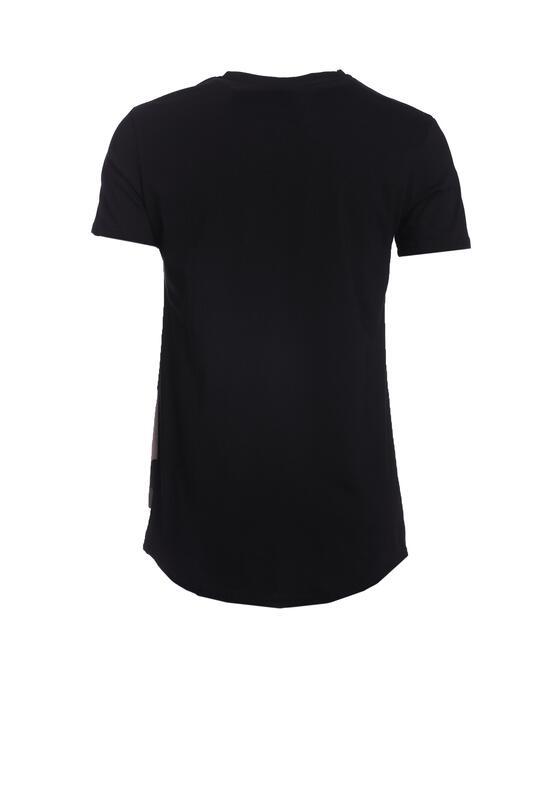 Czarna Koszulka Free-And-Easy