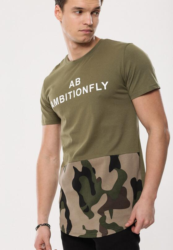 Zielona Koszulka Free-And-Easy