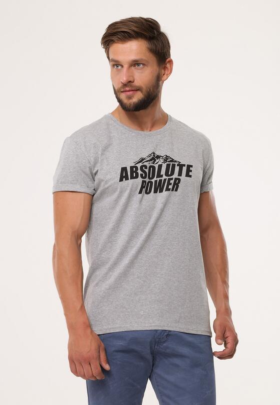 Szara Koszulka Optionally