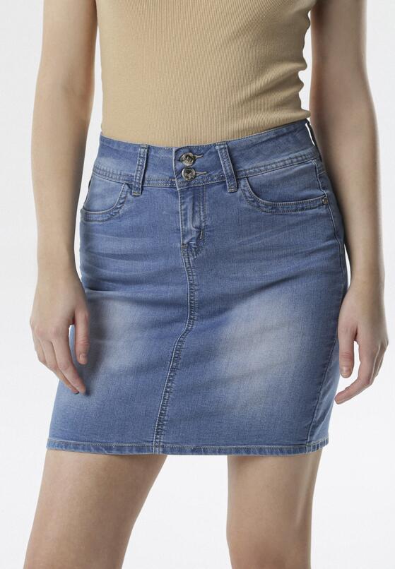 Jasnoniebieska Spódnica Beneficial