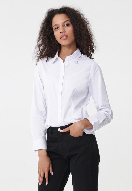 Biała Koszula Sluggish