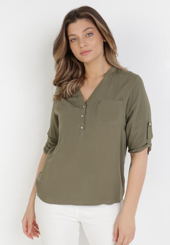 Zielona Koszula Fiber